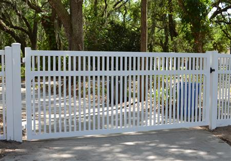 Why you need fence around your place?