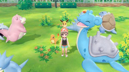 Pokemon Go games